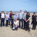 Winterton Beach with the gang